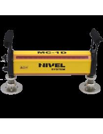 Receptor Láser NIVEL SYSTEM MC-1D para maquinaria