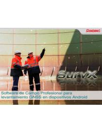 Licencia Programa SURVx para Android