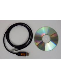 Cable Geodesical LEICA USB