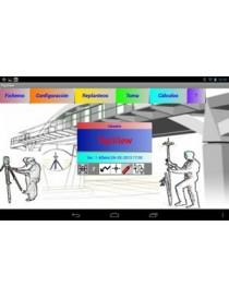 TOPVIEW Software Licencia PERMANENTE GPS+ET