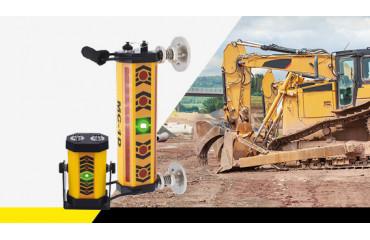 NIVEL SYSTEM MC-1D: el sistema láser dedicado a controlar el funcionamiento de la maquinaria de construcción